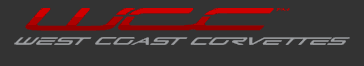 West Coast Corvette Logo